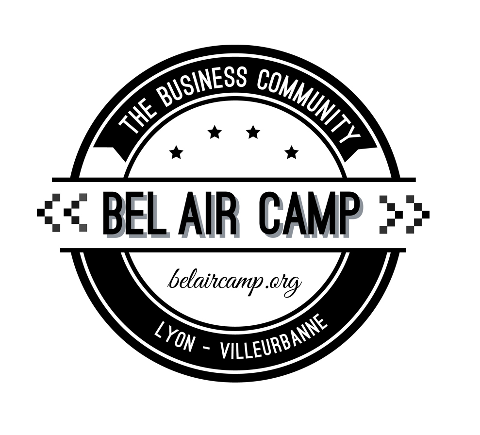 Bel air camp logo
