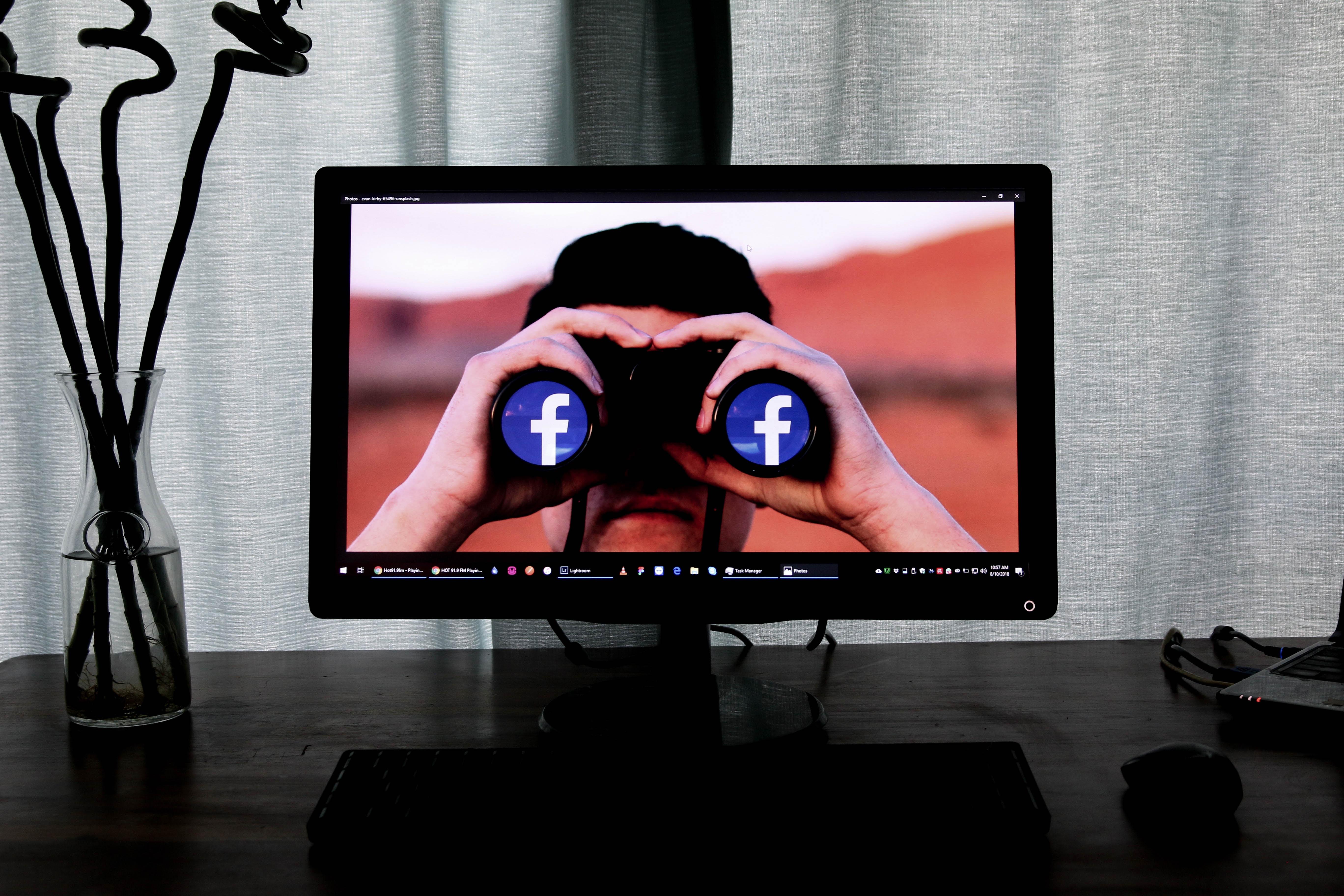 Nouveau moteur de recherche facebook pour influenceurs