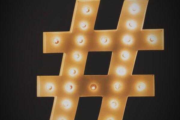 pourquoi et comment utiliser les hashtags