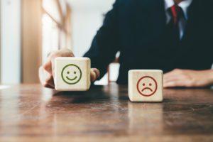 Clients heureux